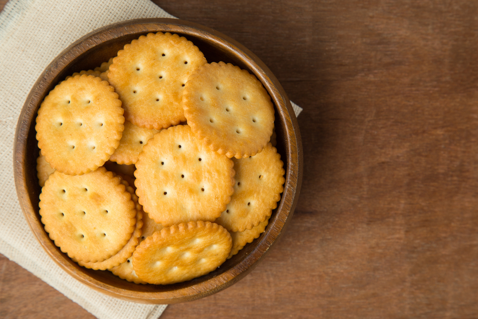 Ritz Crackers | 15 Popular Snack Foods That Are Actually Vegan Approved