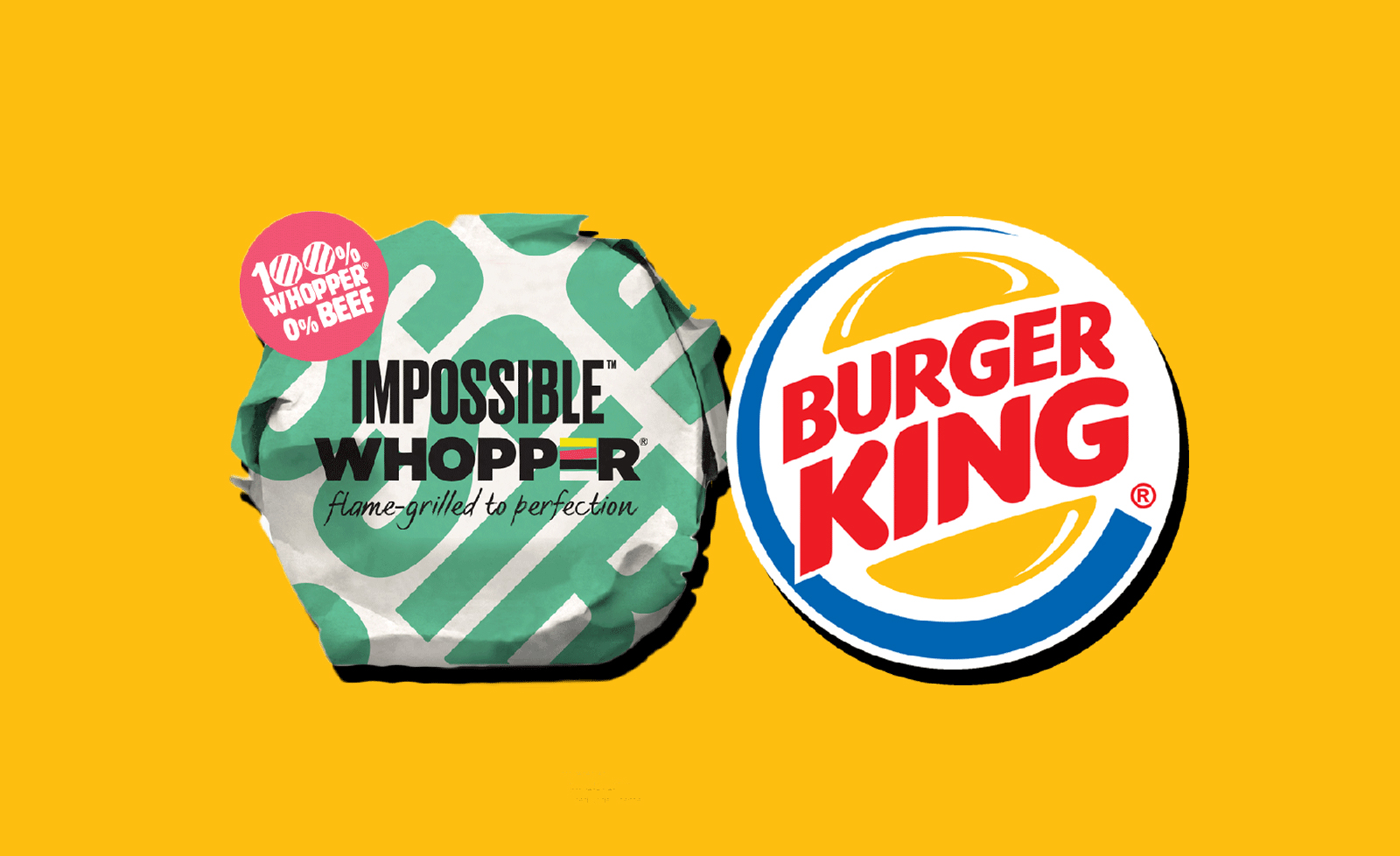 Burger King vegan options | Impossible Burger