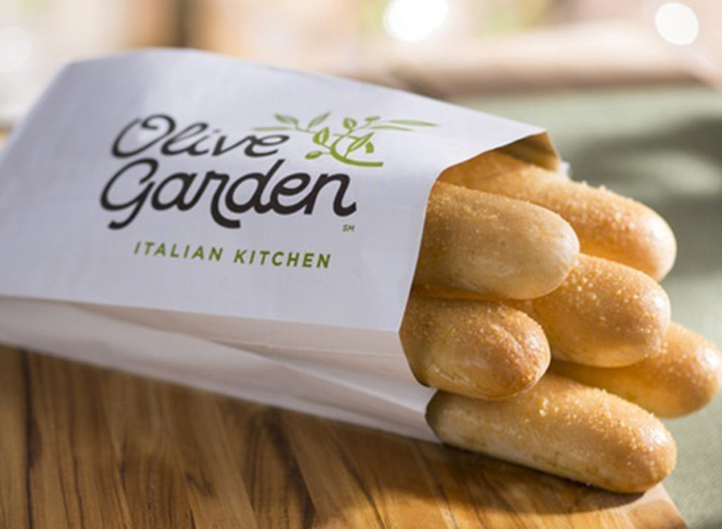Olive Garden vegan options