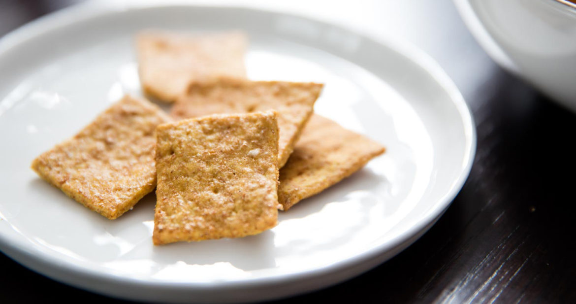Wheat Thins | 7 Vegan Snack Recipes When You Need Something On The Go