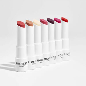 Honest Beauty Lip Balms