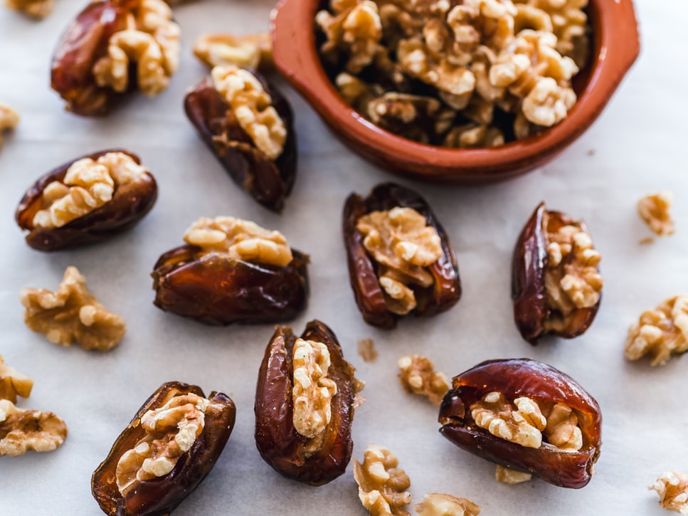 Spiced Candied Nuts | 15 Vegan Thanksgiving Menu Ideas For a Memorable Feast