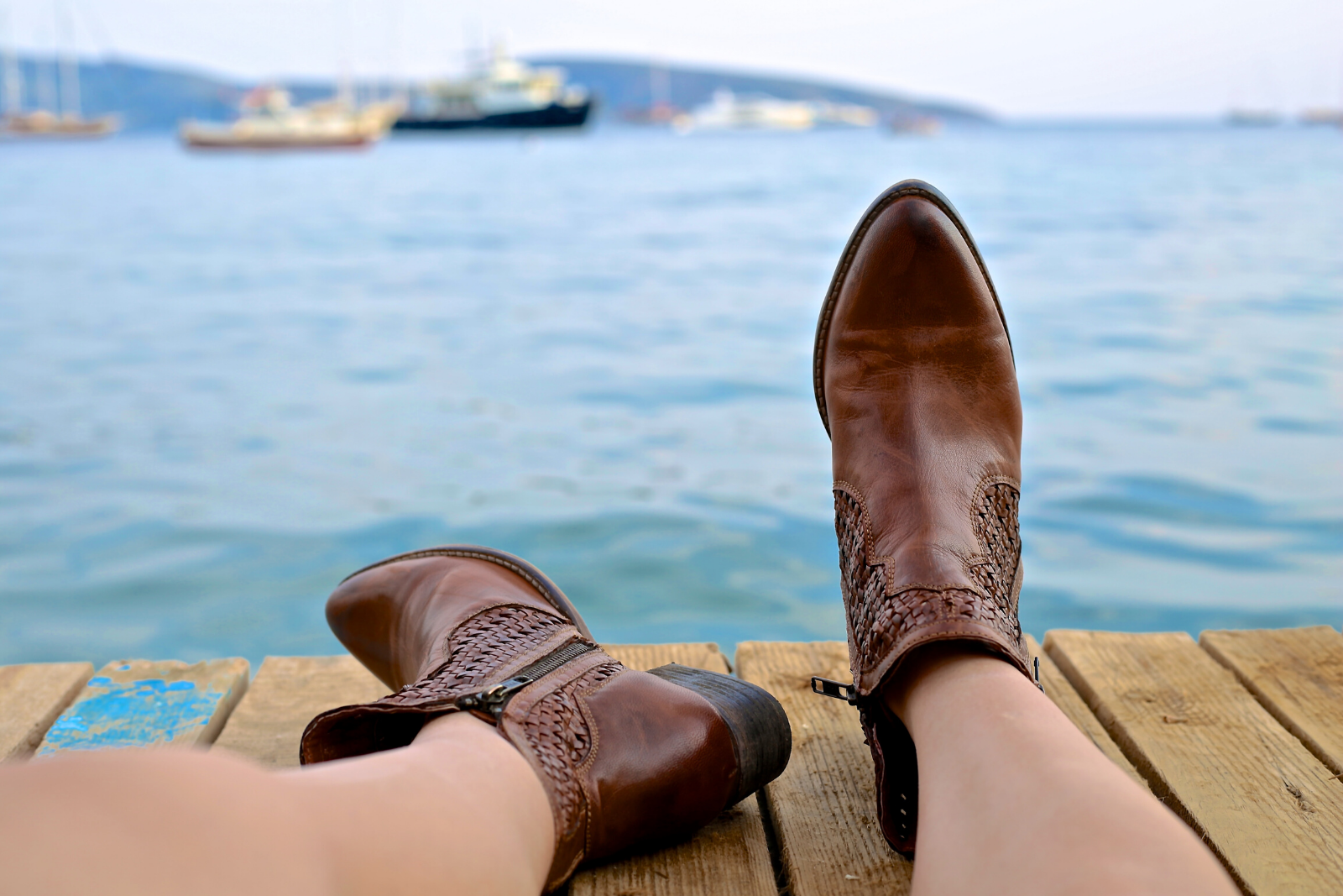 Boots | Hottest Eco-Friendly, Vegan Clothing Brands Right Now