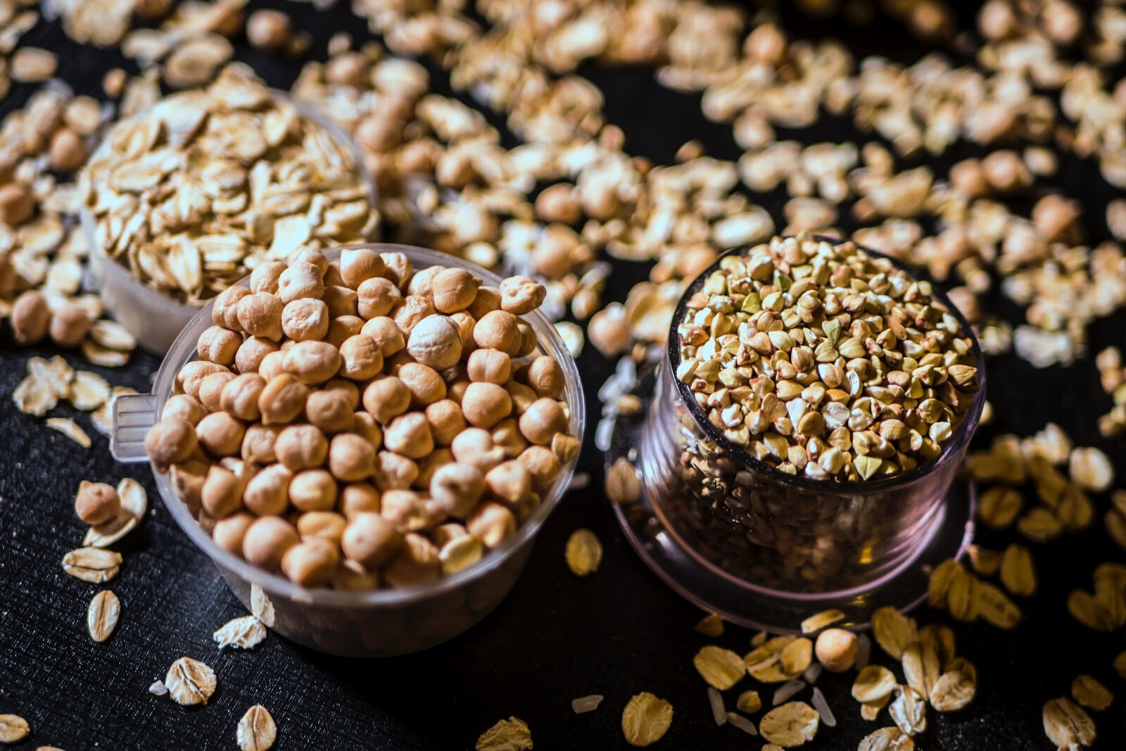 Nuts | Creating Your Vegan Grocery List And Meal Plan