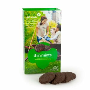 Girl Scouts Thin Mint Cookies